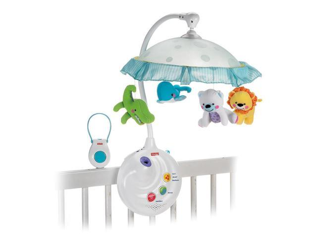 Fisher-Price 2-In-1 Precious Planet Projection Mobile