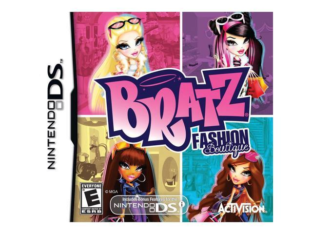 Bratz Fashion Boutique for Nintendo DS