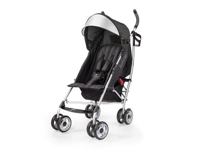 Summer Infant 21310 3D Lite Stroller, Black