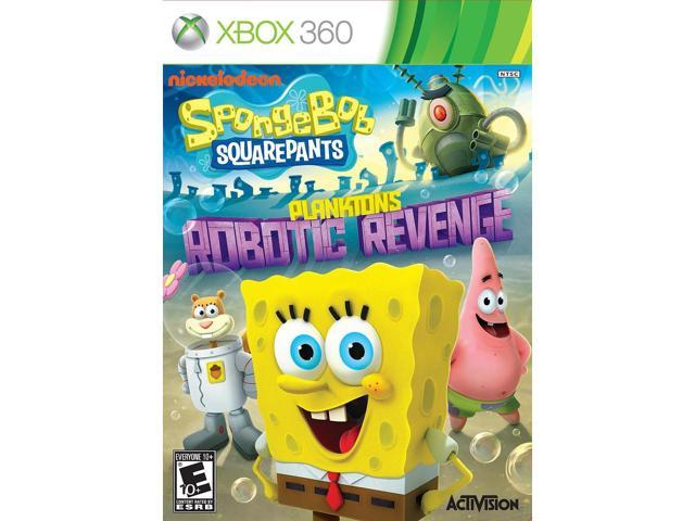 Spongebob Squarepants: Planktons Robotic Revenge for Xbox 360