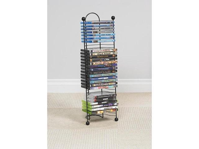 Nestable 32 DVD or Blu-Ray or Games Tower
