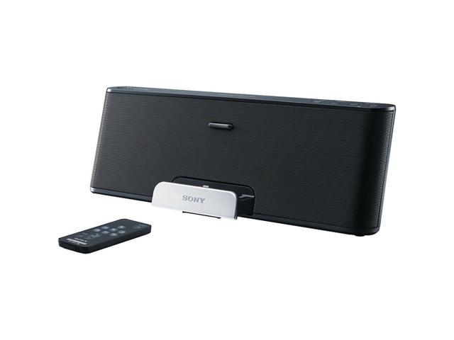 Sony Ipad/Iphone/Ipod Portable Speaker Dock With Lightning Connector