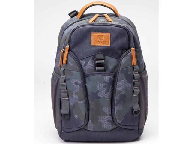 Jeep Adventure Backpack Diaper Bag Camouflage Crosshatch