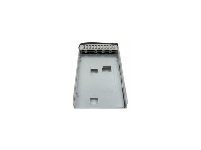 Supermicro Mcp-220-93801-0B Black Hotswap Gen 6 3.5 To 2.5 Hard Disk Drive Tray