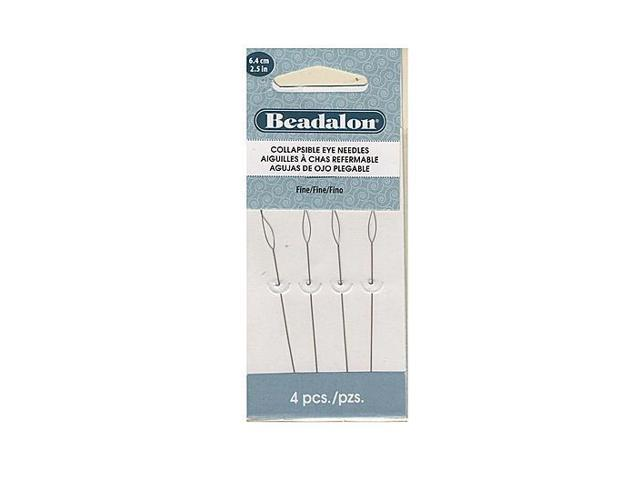Collapsible Eye Needles 2.5