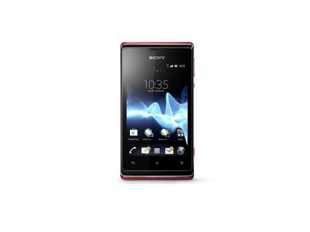 Sony Xperia E C1504 Pink Unlocked Android Phone-U.S. Warranty- 2G Network- GSM 850 / 900 / 1800 / 1900, 3G Network- HSDPA 850 / 1900 / 2100