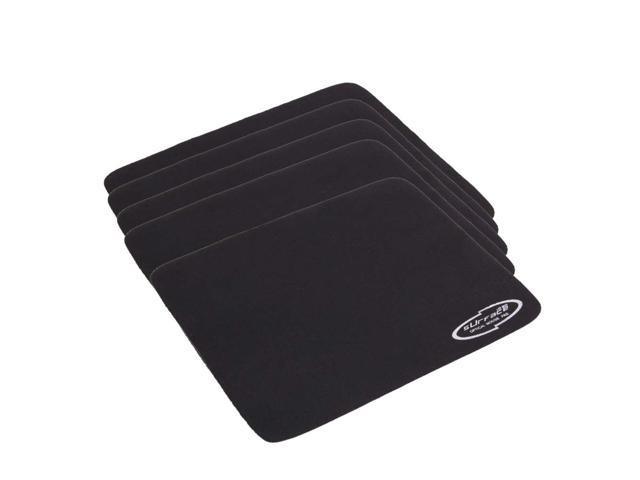 Lot 5pcs New 1030 Mouse Pad with Brand High Quality for Game Players Black