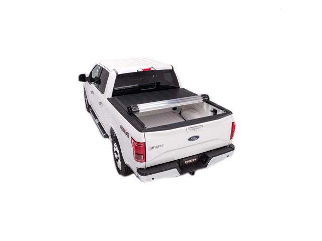 Truxedo Titanium Hard Rolling Tonneau Cover for 2009-2014 Ford F-150 6.5' Bed