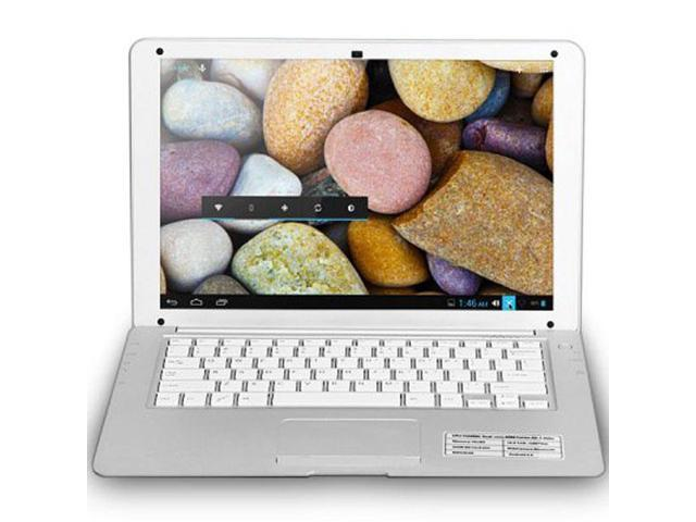 1388 Android 4.2 Netbook With 13.3 Inch WXGA WM8880 Cortex A9 Dual Core 1.5GHz 1GB 8GB WIFI Camera