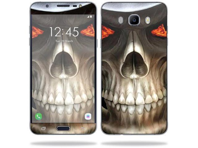Skin Decal Wrap for Samsung Galaxy J7 (2016) sticker Evil Reaper