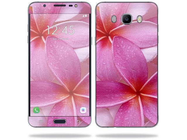 Skin Decal Wrap for Samsung Galaxy J7 (2016) sticker Flowers