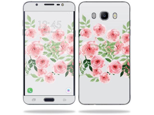 Skin Decal Wrap for Samsung Galaxy J7 (2016) sticker Bouquet