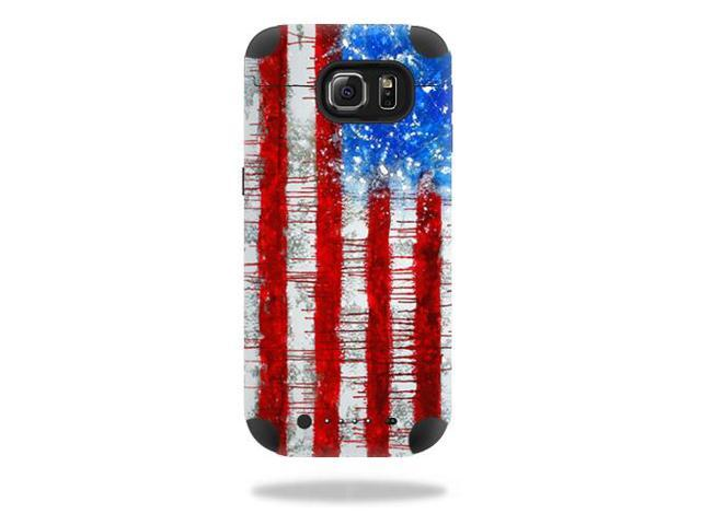 Skin Decal Wrap for Mophie Juice Pack Samsung Galaxy S6 Colors Dont Run