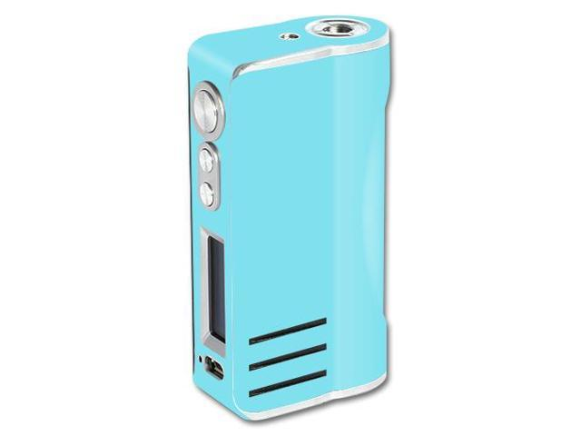 Skin Decal Wrap for HCigar VT40 mod skins sticker vape Solid Baby Blue