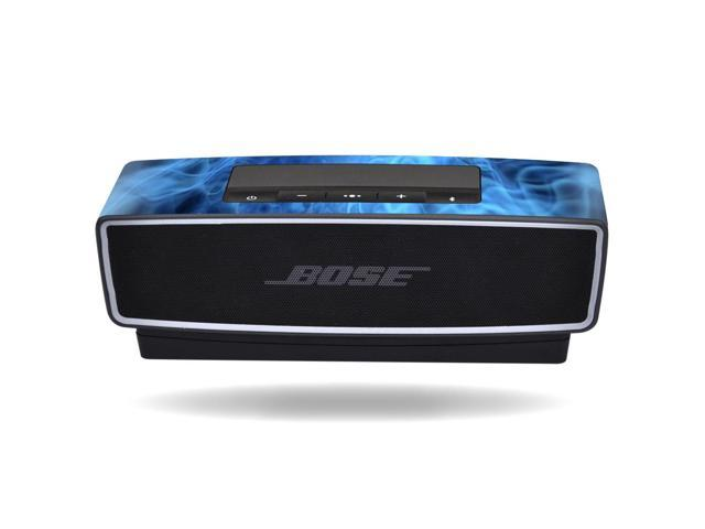 Skin Decal Wrap for Bose SoundLink Mini Blue Mystic Flames
