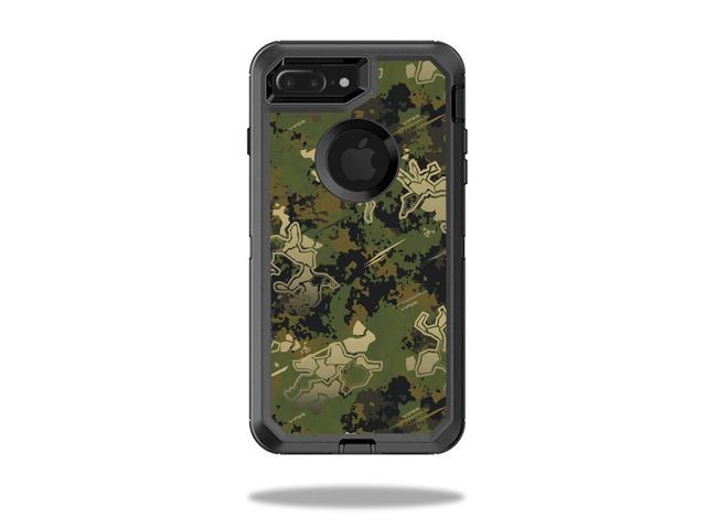 Skin Decal for OtterBox Defender iPhone 7 Plus Case TrueTimber® Viper Woodland