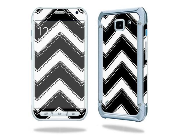 Skin Decal Wrap for Samsung Galaxy S6 Active cover sticker Chevron Style