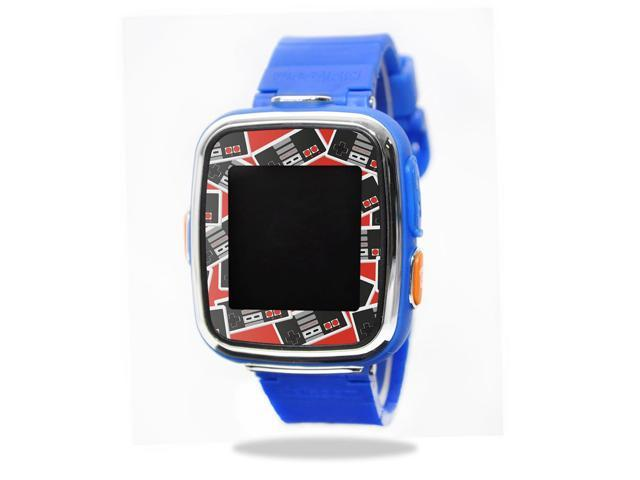 Skin Decal Wrap for VTech Kidizoom Smartwatch DX sticker Retro Controllers 3
