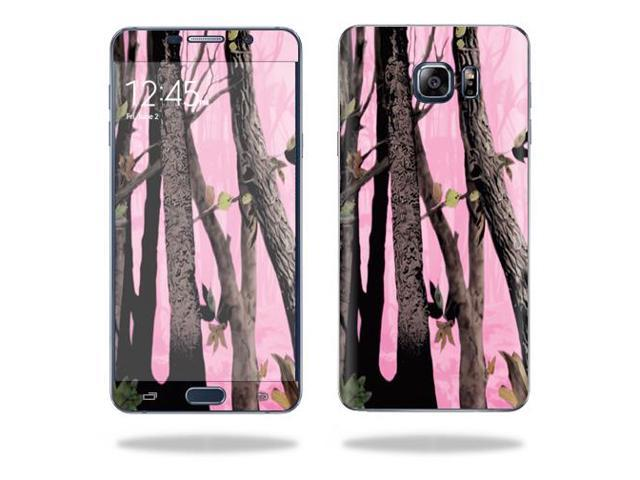 Skin Decal Wrap for Samsung Galaxy Note 5 cover skins Pink Tree Camo