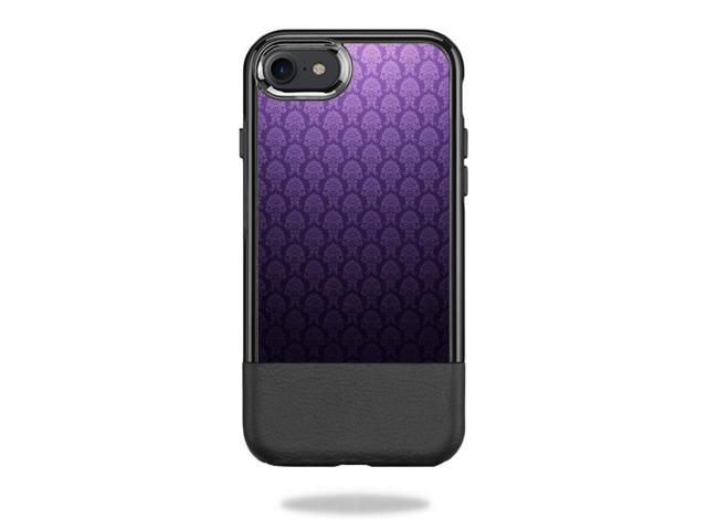 Skin Decal Wrap for OtterBox Statement iPhone 7/7s Case Antique Purple