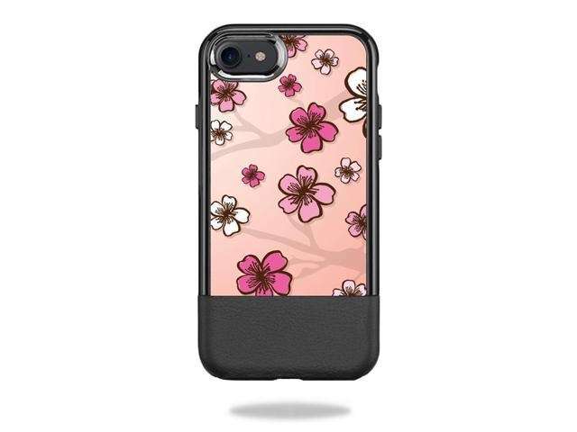 Skin Decal Wrap for OtterBox Statement iPhone 7/7s Case Cherry Blossom
