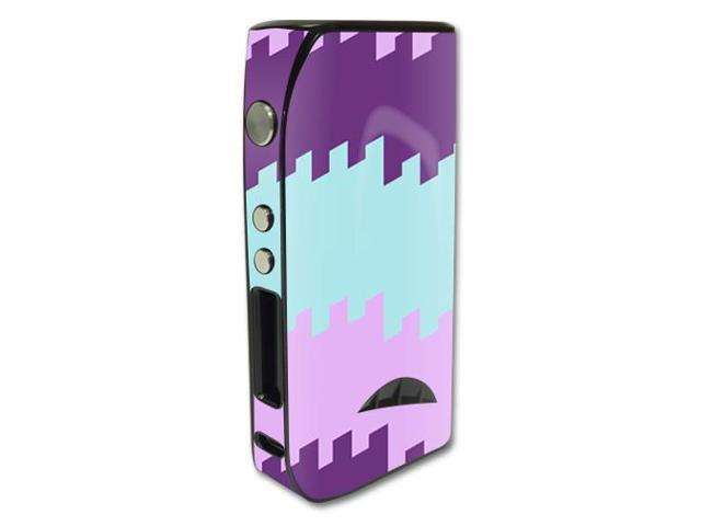 Skin Decal Wrap for Pioneer4You iPV5 200W TC Crazy Rectangles