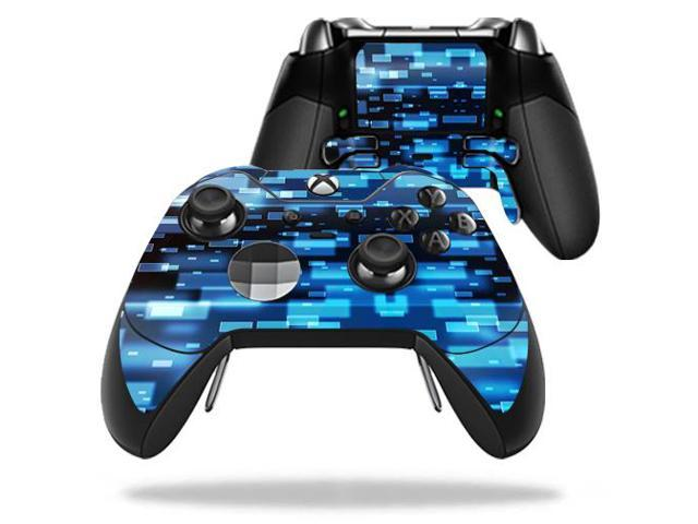 Skin Decal Wrap for Microsoft Xbox One Elite Controller Space Blocks