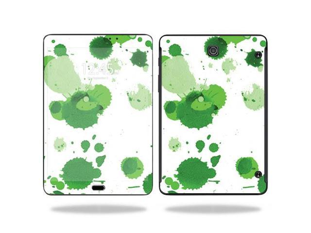 Skin Decal Wrap for Samsung Galaxy Tab S2 8.0 T715 sticker Green Drops