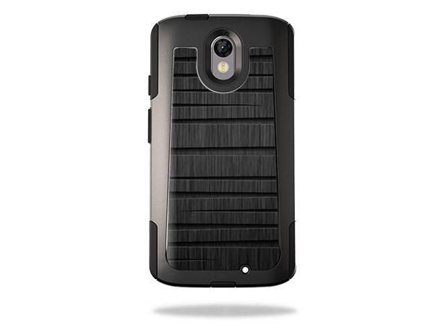 Skin Decal Wrap for OtterBox Commuter Motorola Droid Turbo 2 Carved Wood