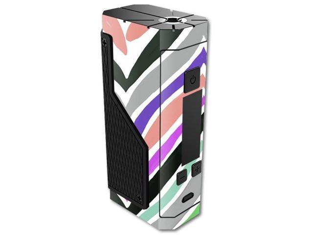 Skin Decal Wrap for Volcano Lavabox DNA 200 sticker vape Colorful Chevron