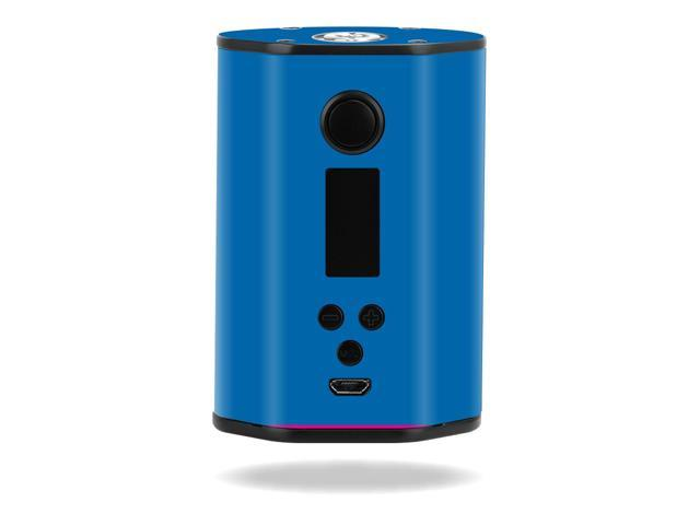 Skin Decal Wrap for Eleaf iStick TC200W stickers Solid Blue