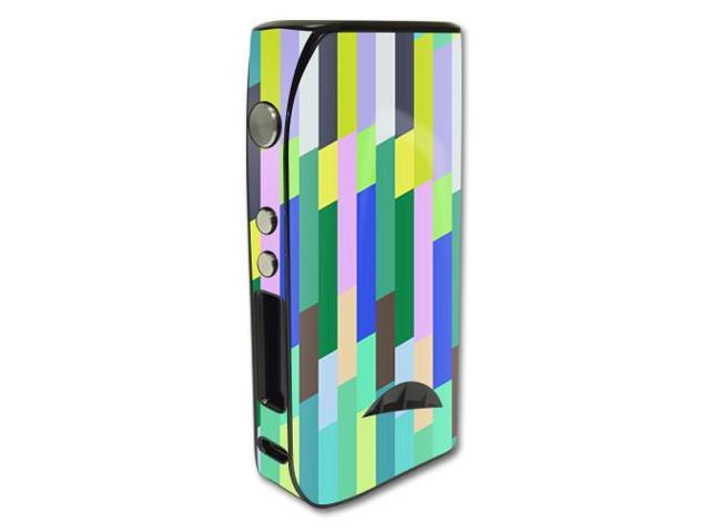 Skin Decal Wrap for Pioneer4You iPV5 200W TC Fruit Stripes
