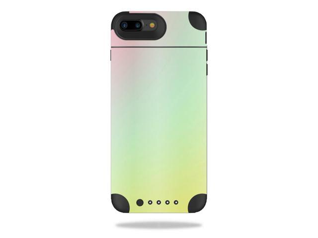 Skin Decal Wrap for Mophie Juice Pack Air iPhone 7 Plus Berry Blurry