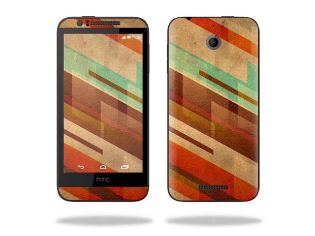 Skin Decal Wrap for HTC Desire 510 cover sticker skins Abstract Wood