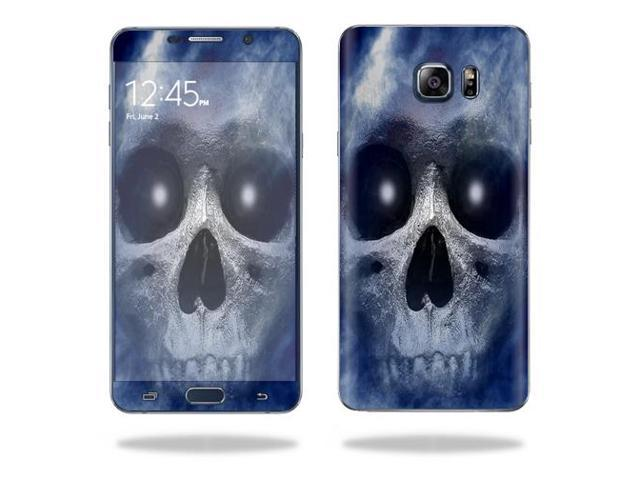Skin Decal Wrap for Samsung Galaxy Note 5 cover skins Haunted Skull
