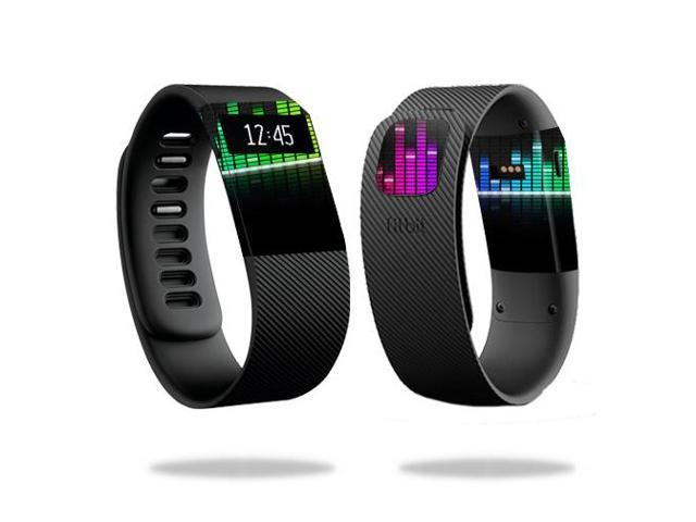 Skin Decal Wrap for Fitbit Charge cover sticker skins Keep The Beat