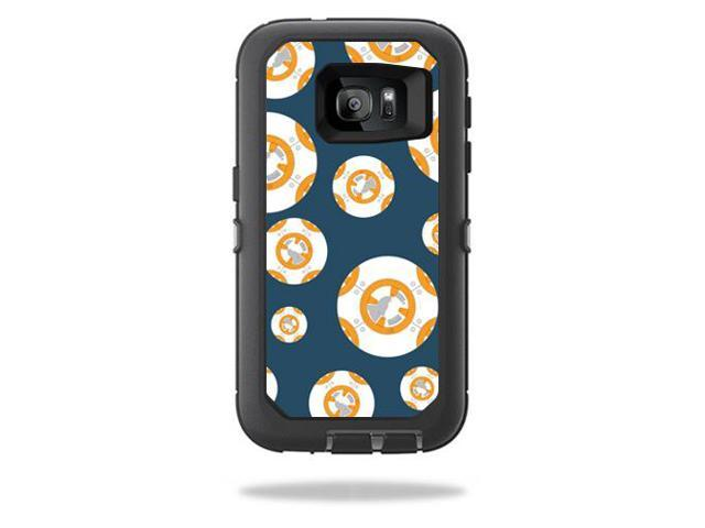 Skin Decal Wrap for OtterBox Defender Samsung Galaxy S7 Case Mini Galaxy Bot