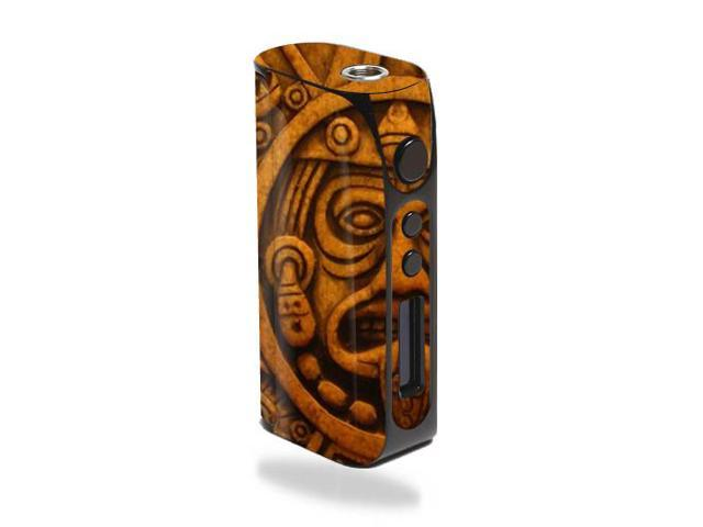 Skin Decal Wrap for Pioneer4You iPV D3 80W mod sticker vape Carved Aztec