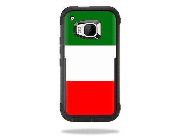 Skin Decal Wrap for Otterbox Defender HTC One M9 Case Italian Flag
