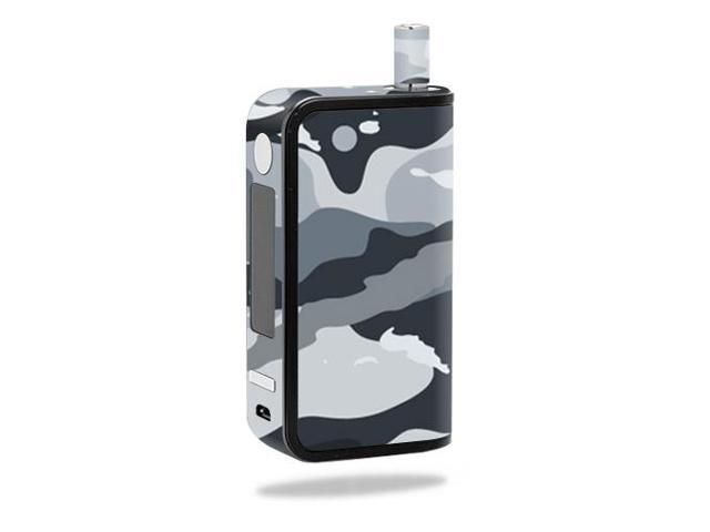 Skin Decal Wrap for Aspire Plato 50W TC sticker Gray Camouflage