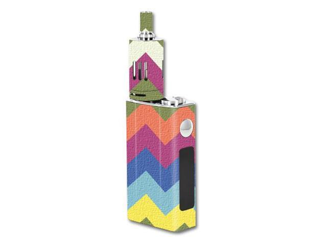 Skin Decal Wrap for JoyeTech eVic VT 60W Kit mod skins vape Earth Chevron