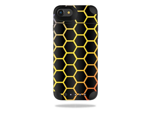 Skin Decal Wrap for Mophie Juice Pack Air iPhone 7 Case Prim Honeycomb