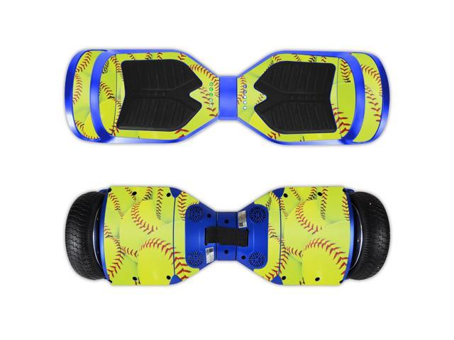 Skin Decal Wrap for Swagtron T3 Hover Board Self Balancing Softball Collection