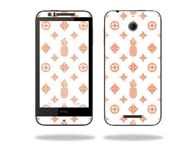 Skin Decal Wrap for HTC Desire 510 cover sticker skins Coral Designer