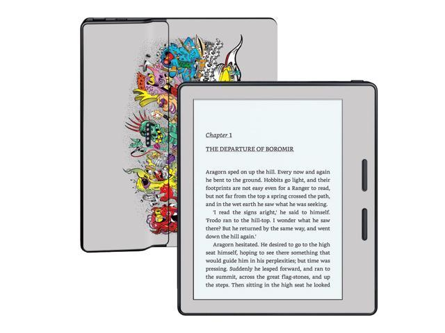 Skin Decal Wrap for Amazon Kindle Oasis sticker skins Punks in the Trunk