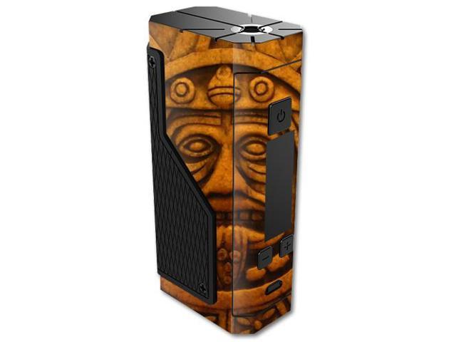 Skin Decal Wrap for Volcano Lavabox DNA 200 sticker vape Carved Aztec
