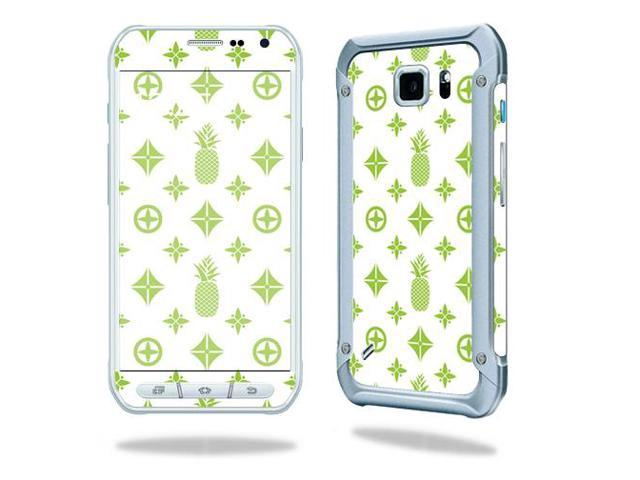Skin Decal Wrap for Samsung Galaxy S6 Active cover sticker Lime Designer