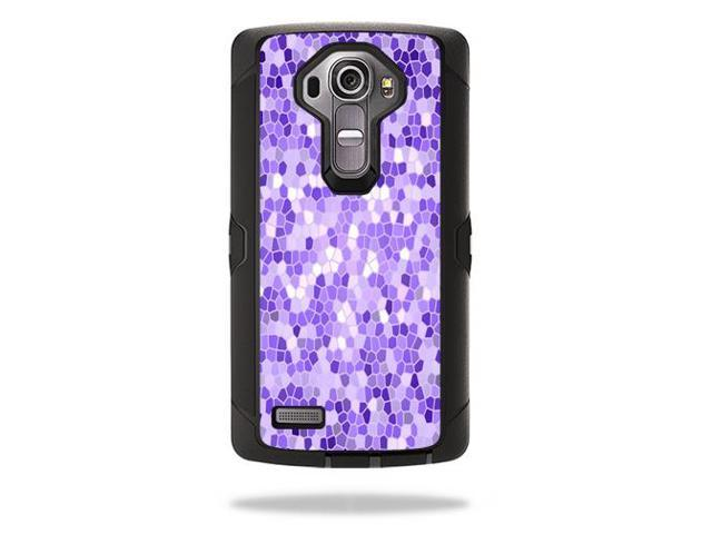 Skin Decal Wrap for Otterbox Defender LG G4 Case cover skins Stained Glass