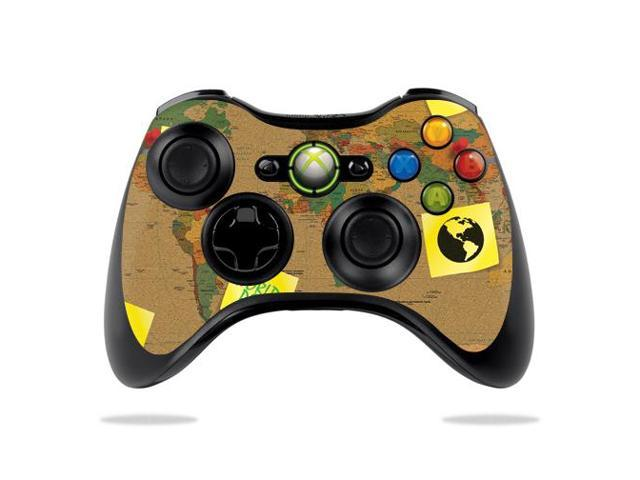 Skin Decal Wrap for Microsoft Xbox 360 Controller World Peace