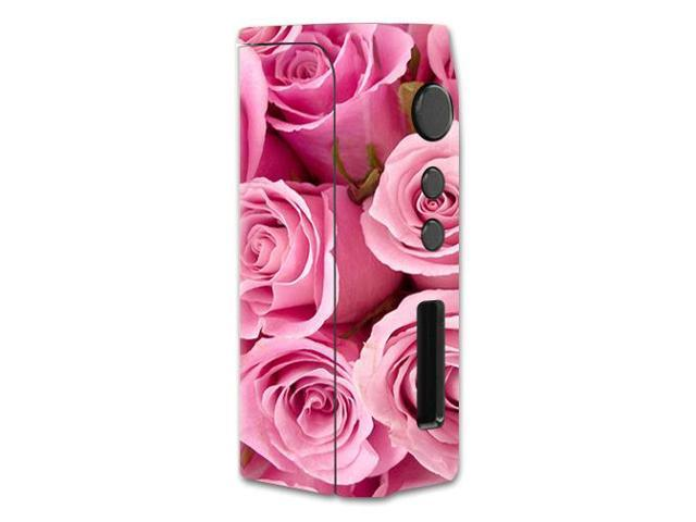 Skin Decal Wrap for Pioneer4You iPV D2 75W mod skins vape Pink Roses